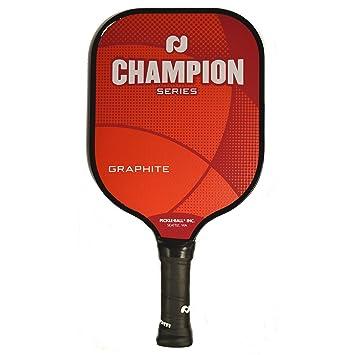 Amazon.com : Pickle-Ball Champion Series Graphite Pickleball ...