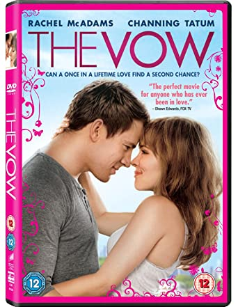 The Vow (DVD + UV Copy) [2012]: Amazon.co.uk: Rachel McAdams ...