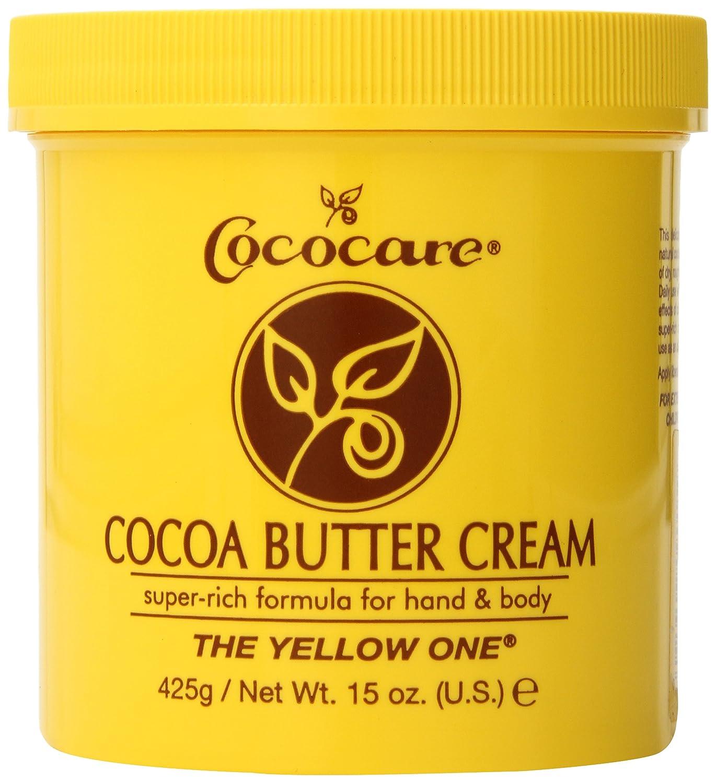 Coco Care Cocoa Butter Cream Super-Rich Form 15-Ounce 09015