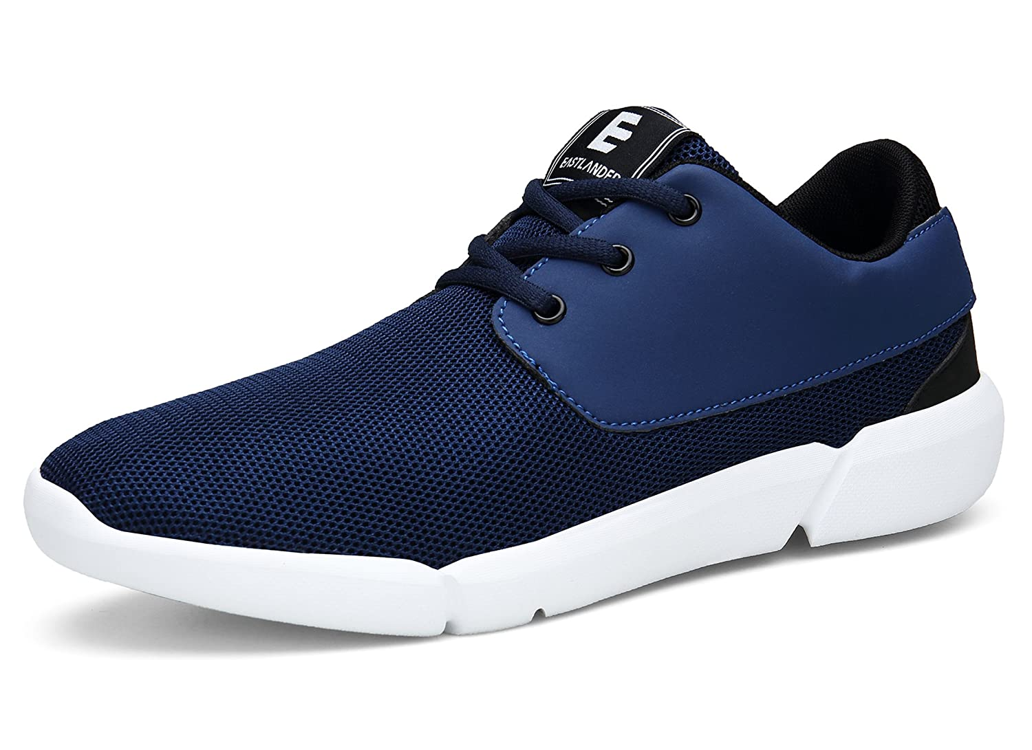 EAST LANDER Walking Shoes Men Casual Sneakers Lightweight Athletic Shoes Lace-up Running Sports Shoes China