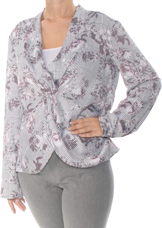 RACHEL Rachel Roy Womens Plus Size Frankie Jacket