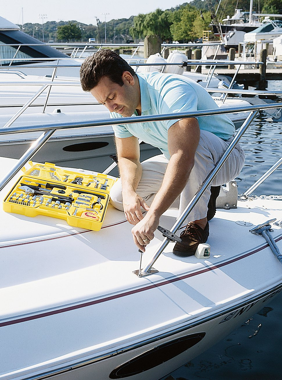GreatNeck MS125 Mariner's Tool Set, 125-Piece by Great Neck (Image #2)