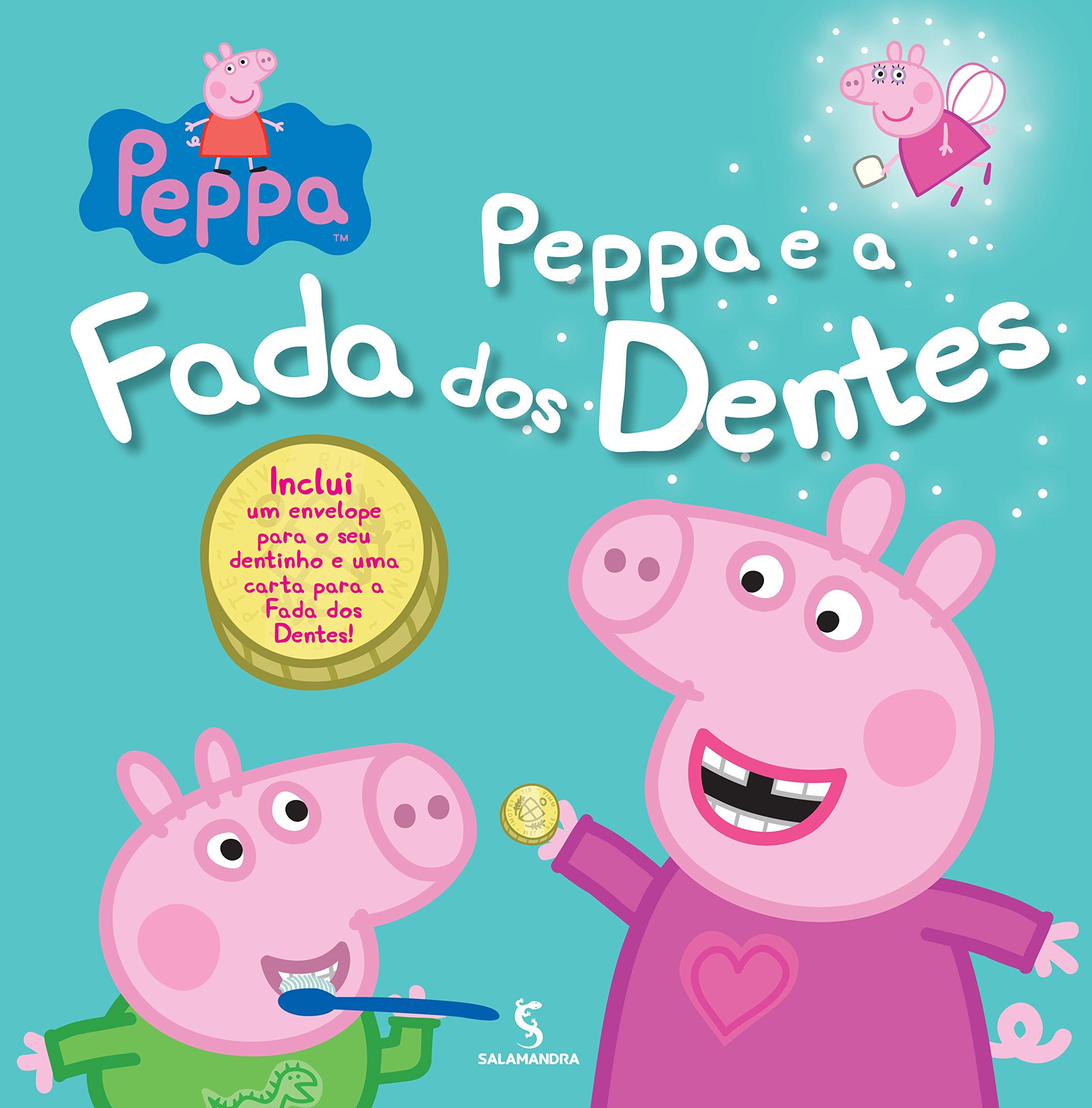 Peppa Pig: Peppa e A Fada dos Dentes (Em Portugues do Brasil ...