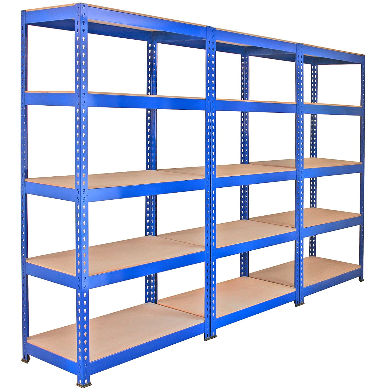 commercial garage duty steel industrial rack heavy itm storage warehouse shelf shelves