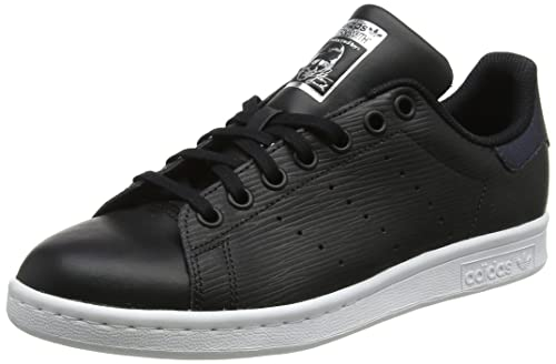 wholesale dealer 1f664 4e450 adidas Stan Smith J, Scarpe da Fitness Unisex-Bambini, Nero Negbás Plamet