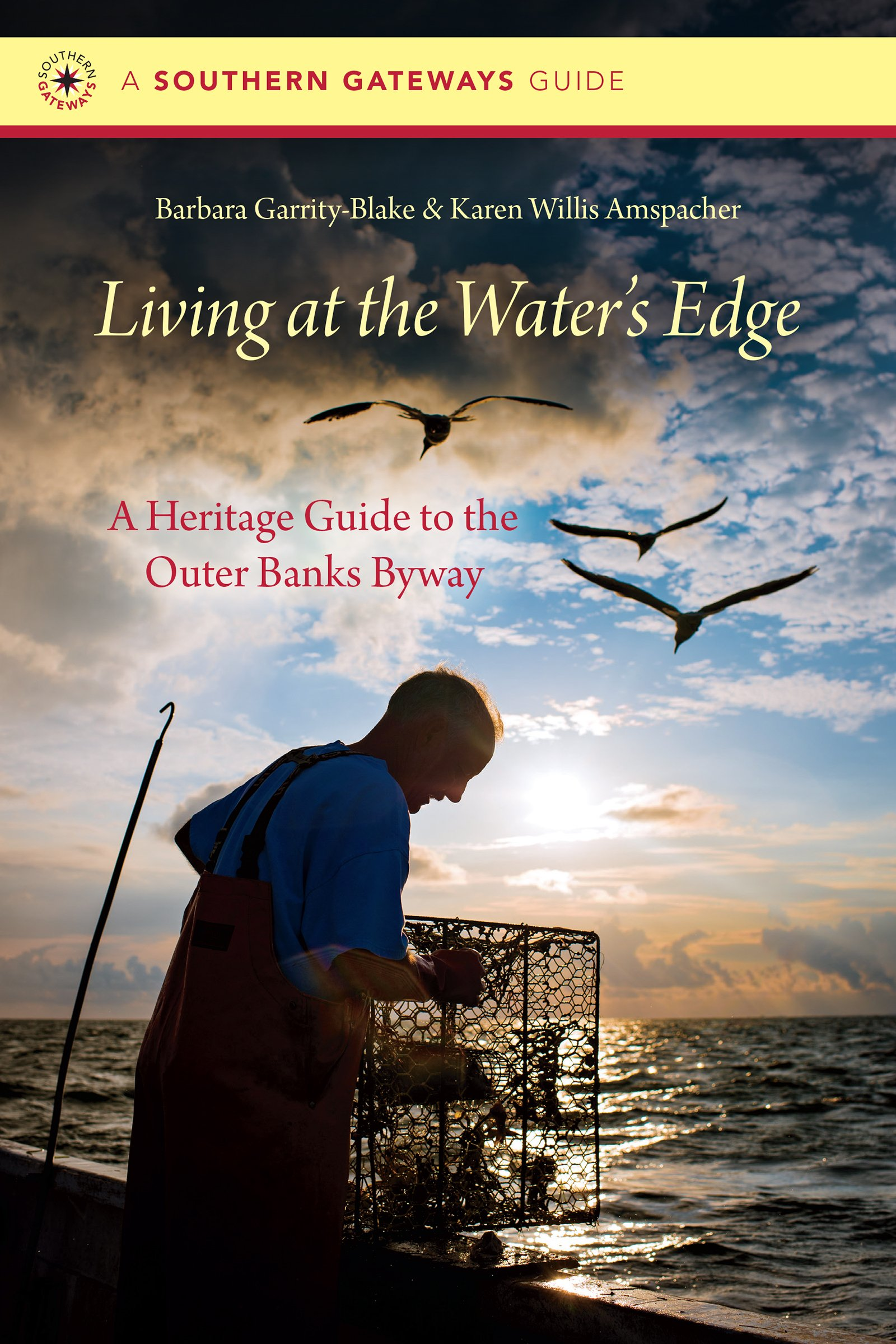 Amazon. Com: living at the water's edge: a heritage guide to the.