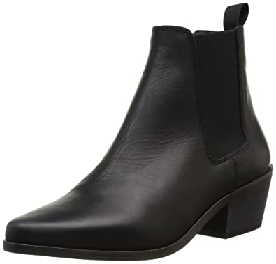 1621bbe384d518 Buffalo London Damen 2308 DANI Chelsea Boots Schwarz (Black 01) 38 ...