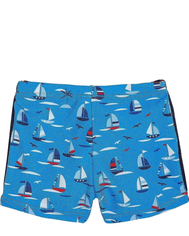 cbc6ef2605db0 Amazon.com: Platypus Australia UPF50+ Sunsafe Swim Shorts - Regatta:  Clothing