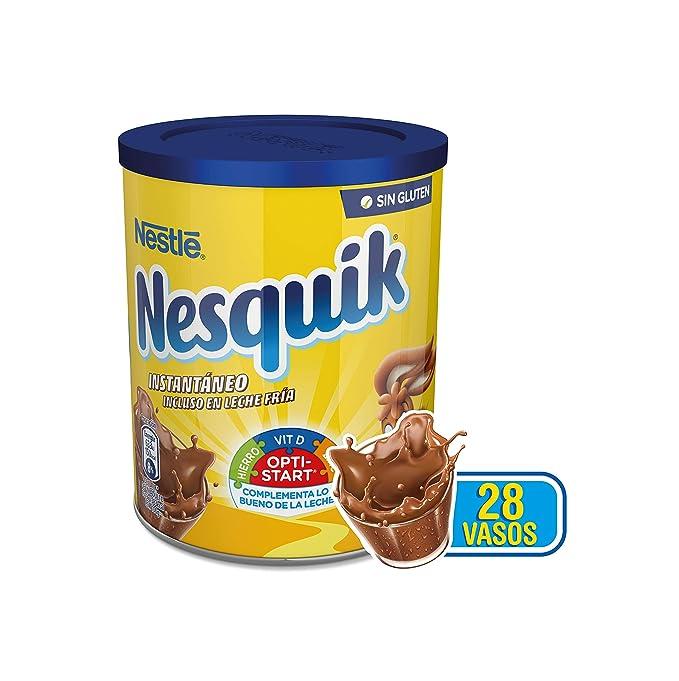 Nestlé NESQUIK Cacao Soluble Instantáneo - Bote 400g