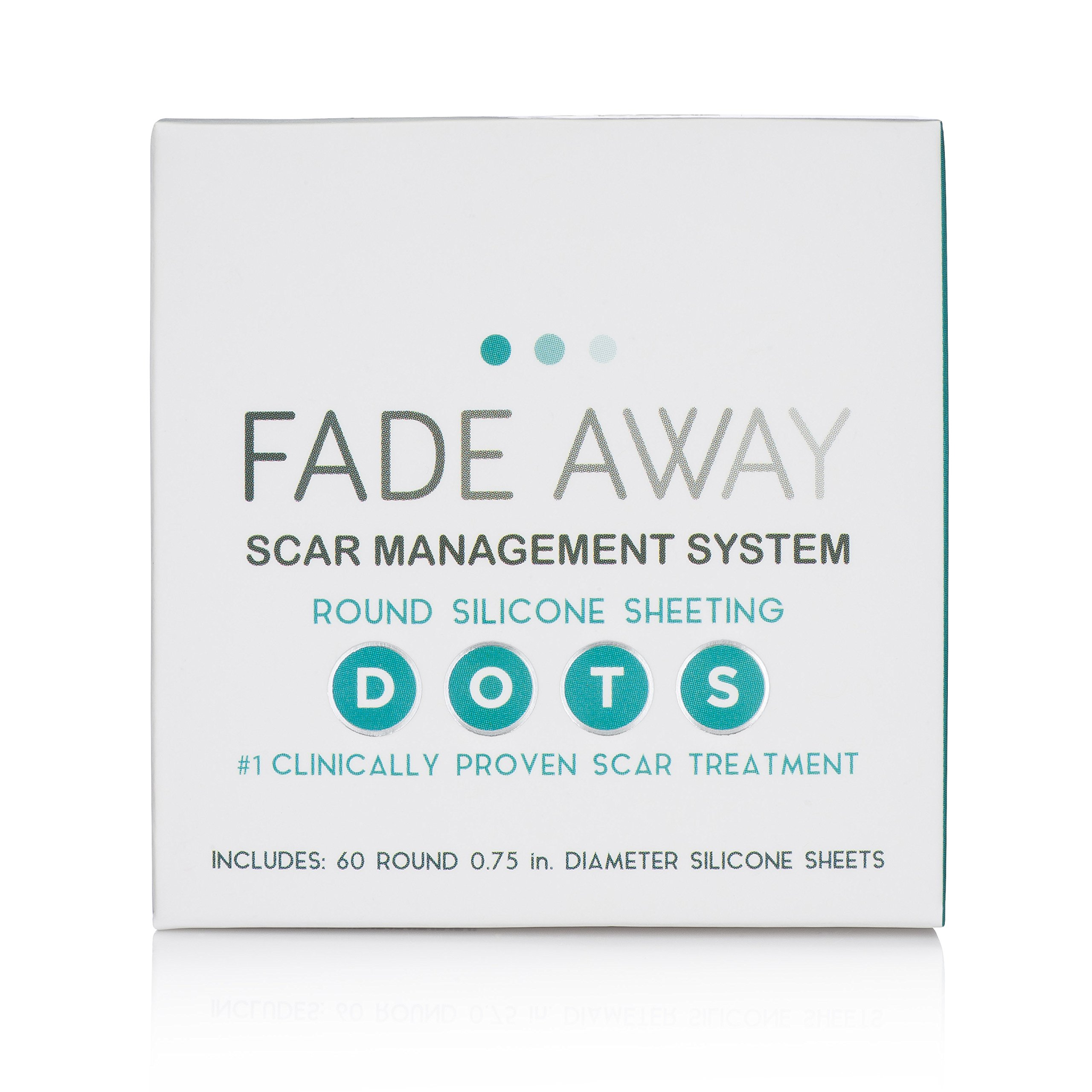 Fade Away Silicone Scar Treatment Dots by Fade Away