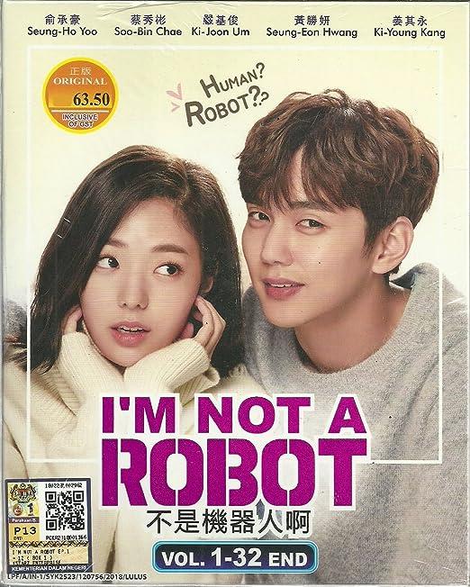 Amazon com: I'M NOT A ROBOT - COMPLETE KOREAN TV SERIES ( 1-32