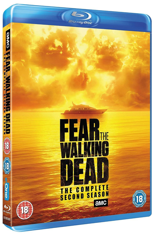 Amazoncom Fear The Walking Dead Season 2 Blu Ray