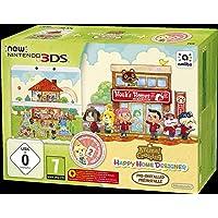New Nintendo 3DS Happy Home Designer Pack Pal Region 2 European