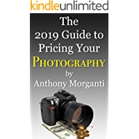 The 2019 Guide to Pricing Your Photography book cover