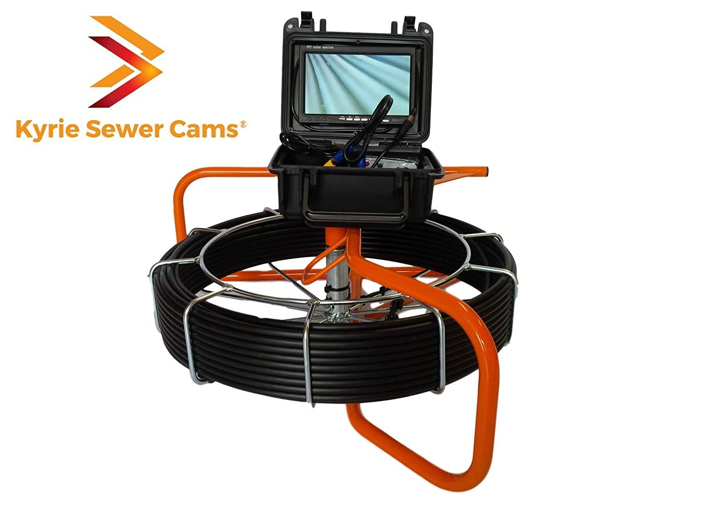 Amazon.com : 100 ft Kyrie Sewer Camera : Camera & Photo