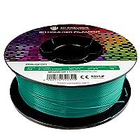 3D Freunde PLA Filament in blaugrün