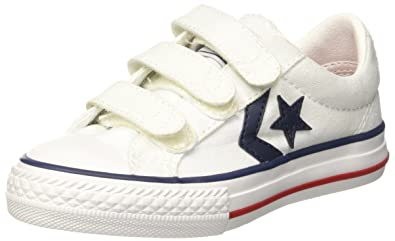 a8b91f416d0 ... cheap amazon converse kids star player 3v ox canvas trainers sneakers  a8478 f9b8c