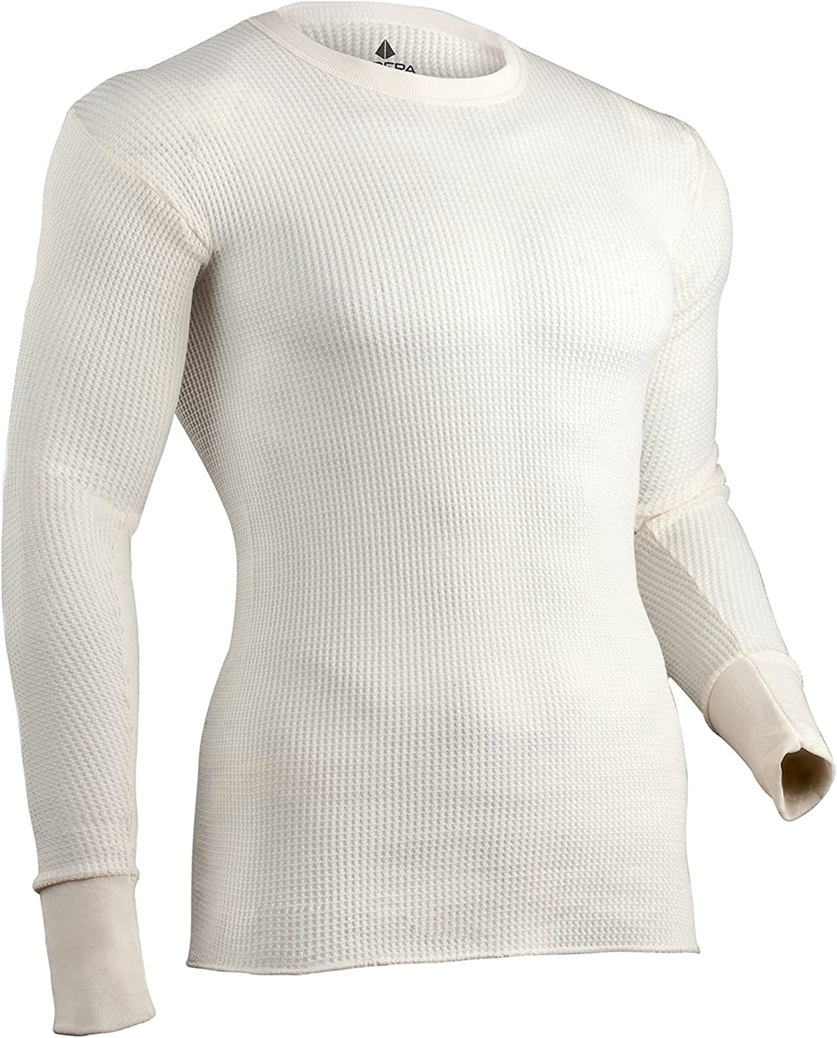 Indera Mens Tall Traditional Long Johns Thermal Underwear Top