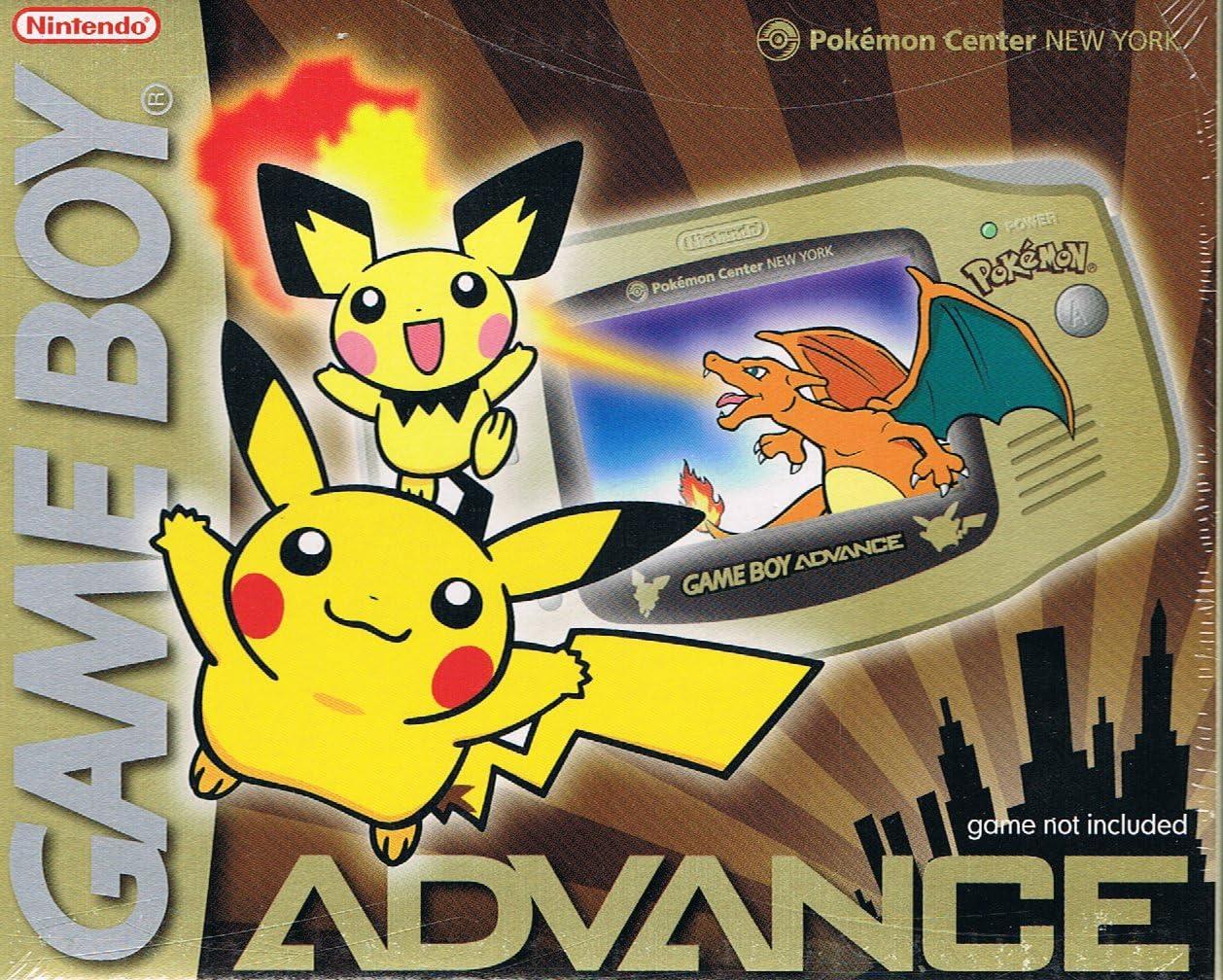 gold pokemon gameboy advance