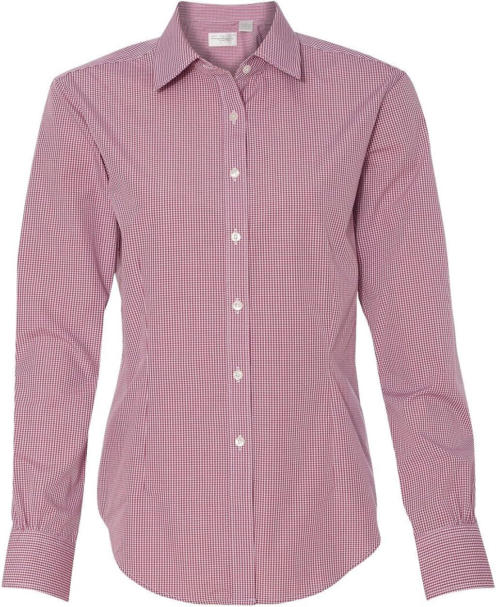 Van Heusen - Women's Gingham Check Shirt - 13V0226