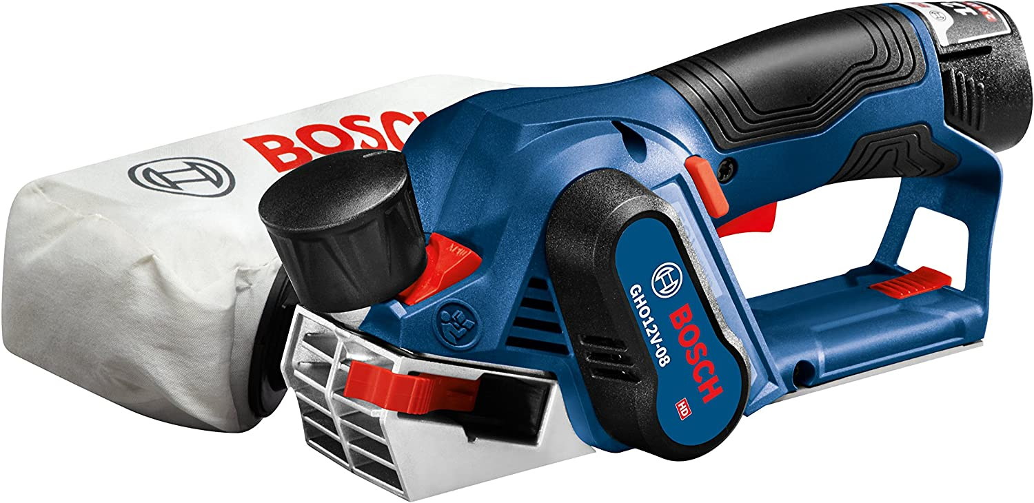 Bosch GHO12V-08N Electric Hand Planers product image 3