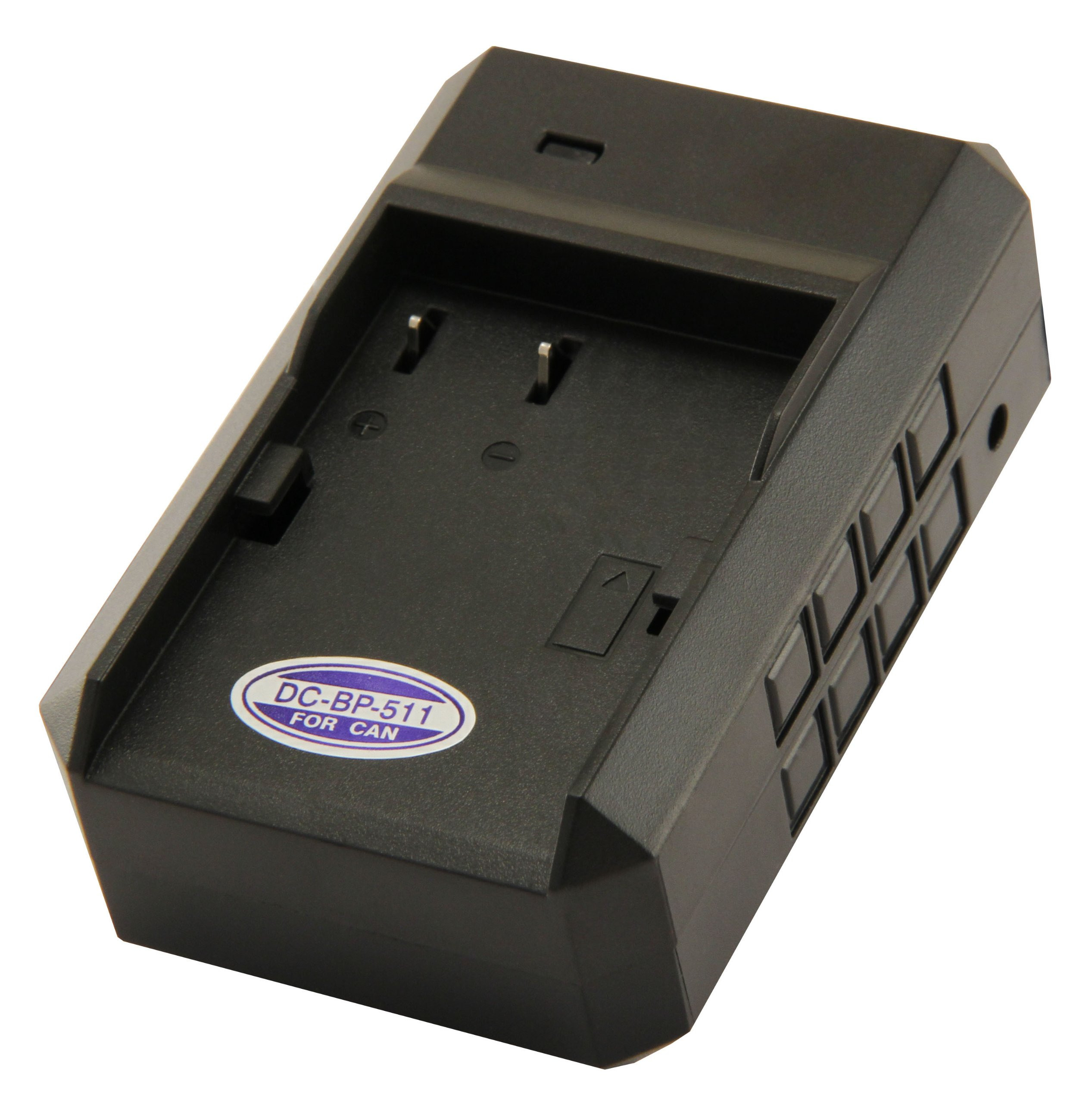 STK CB-5L Canon BP-511 BP-511A Battery Charger - for Canon EOS-5D, Canon EOS-40D, Canon EOS-50D, Canon EOS-20D, Canon EOS-30D, Canon EOS-1D, Canon EOS-10D, Canon EOS-Digital Rebel, Canon EOS-D60, Canon EOS-300D, Canon EOS-D30, Canon EOS Kiss, Canon Powers
