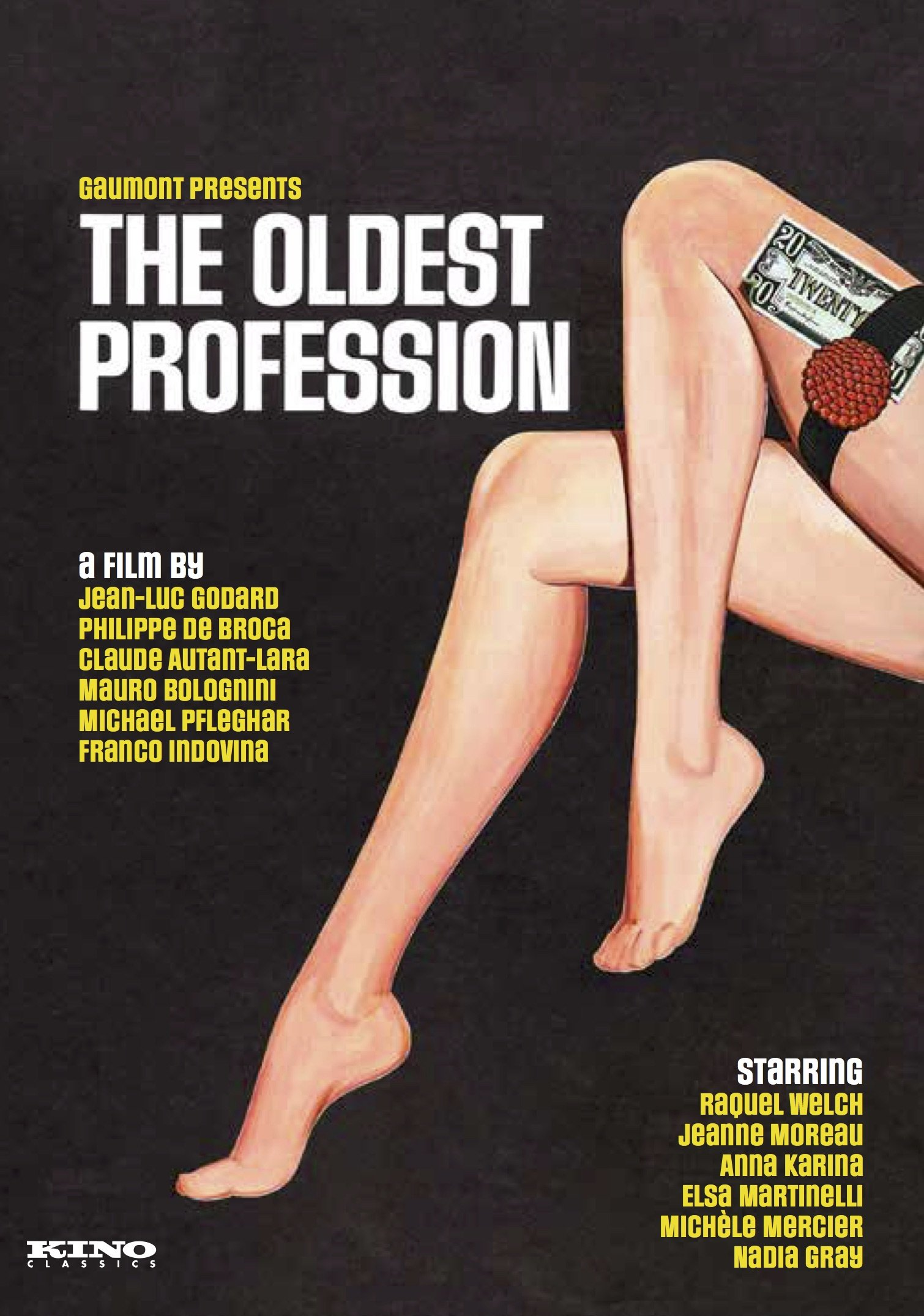 DVD : The Oldest Profession (DVD)