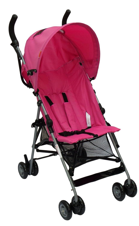 Babyco Zippy 2 Posición silla de paseo (caliente rosa ...