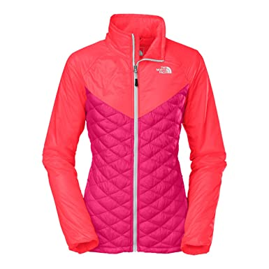 The North Face Women's Thermoball Remix Jacket CERISE PINK ...