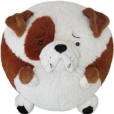 """Squishable / English Bulldog 15"""" Plush: Toys & Games"""