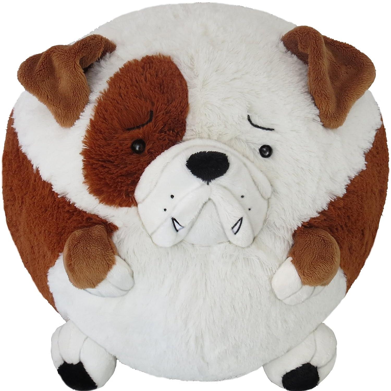 """Amazon Squishable English Bulldog 15"""" Plush Toys & Games"""