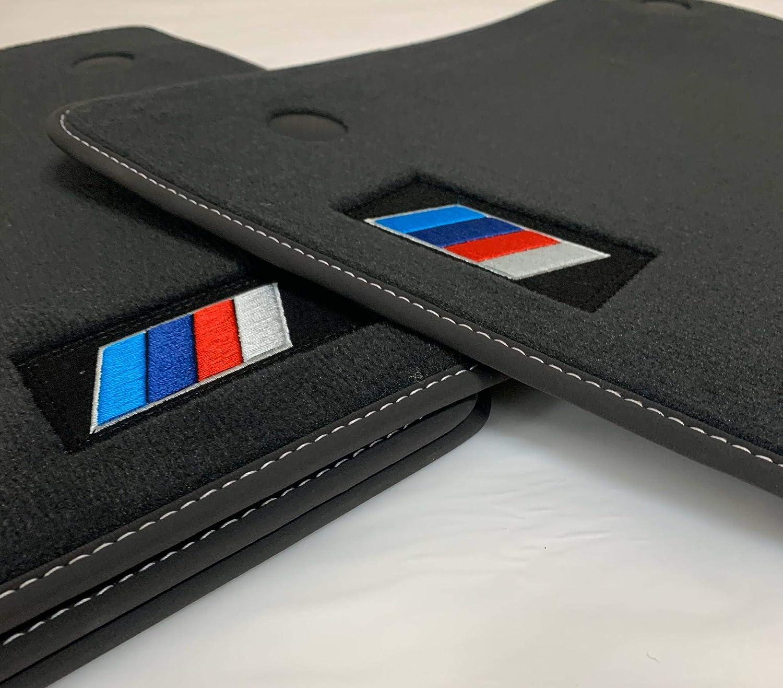 Accesorionline Alfombrillas Velour Elegance para BMW Serie 3 Coupe 2007-2012 Medidas y Anclajes Originales M/áxima Calidad de moqueta