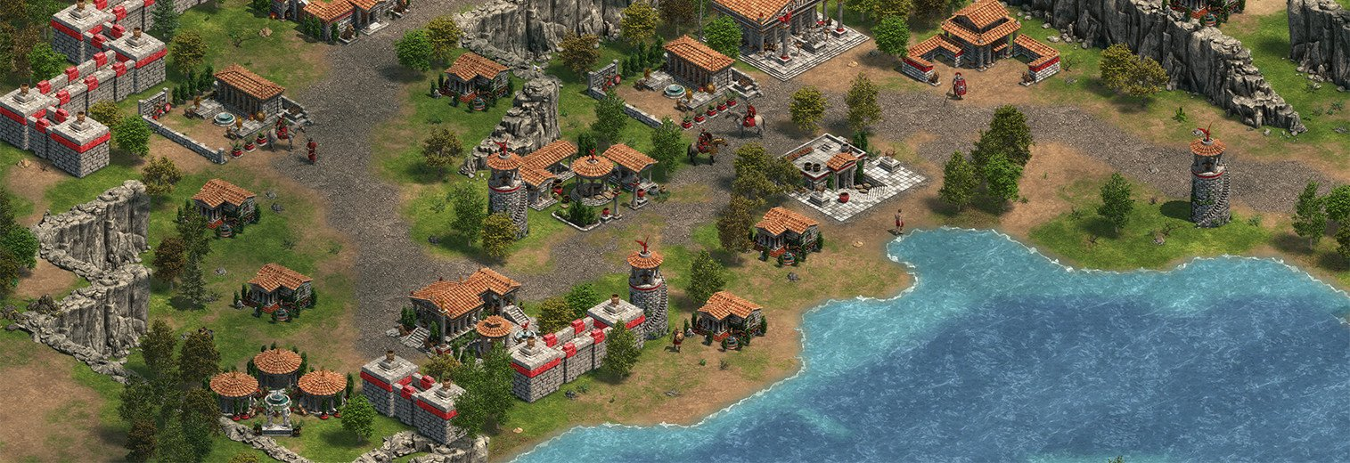 Image Unavailable. Image not available for. Color: Age of Empires: Definitive  Edition ...
