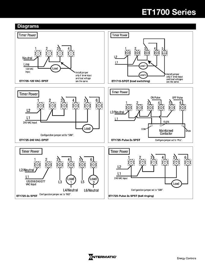 intermatic t10404r wiring diagram   33 wiring diagram