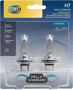 HELLA H7TB Standard Halogen Bulb