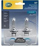 HELLA H7TB Standard Halogen Bulbs, 12 V, 55W