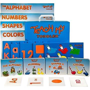 buy Teach My Toddler Learning Kit