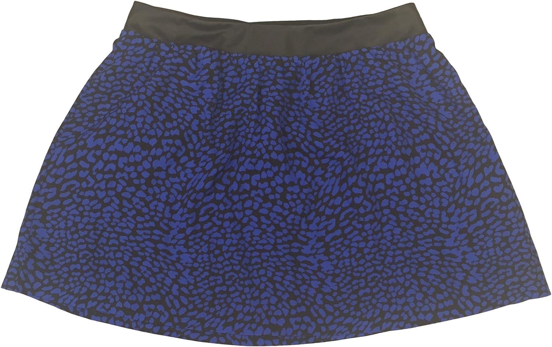 kensie Womens Cheetah Print Skirt