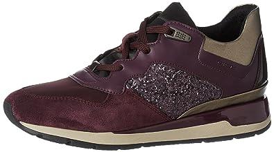D Shahira B, Zapatillas para Mujer, Morado (Lt Prune/Prune), 40 EU Geox