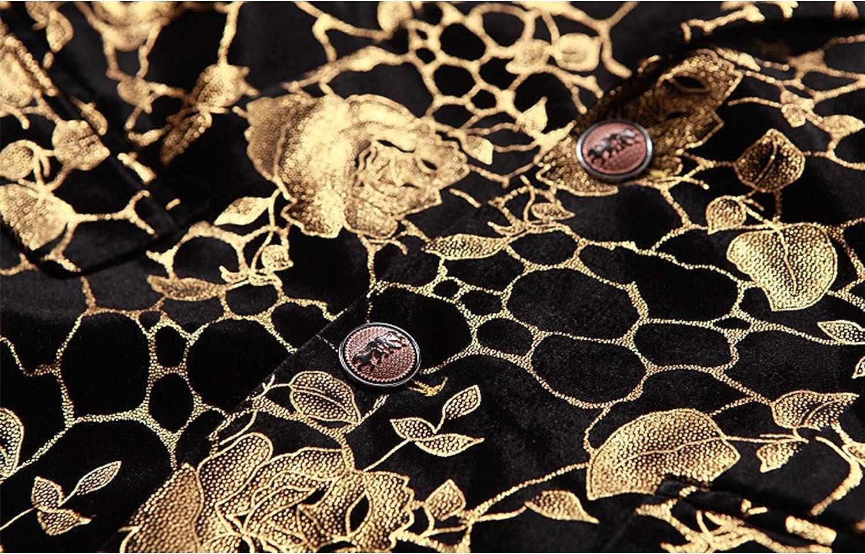 Waistcoat Mens British Fashion Jacquard Slim Blazer