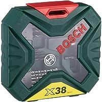 Bosch - X-Line 38 Parça Karışık Aksesuar Seti