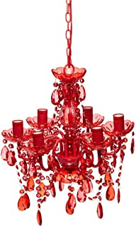 Amazon.com: ShopWildThings Chandelier Gypsy with Plug Soft Muted ...