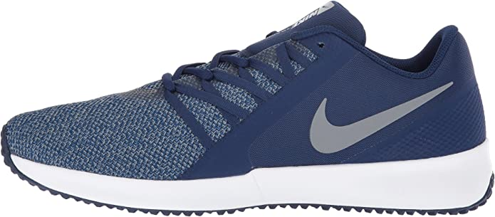 Nike Varsity Compete Trainer, Zapatillas de Running para Hombre, Multicolor (Blue Void/Cool Grey 402), 45 EU: Amazon.es: Zapatos y complementos