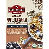 Arrowhead Mills Maple Buckwheat Flakes Organic Cereal, 10 Ounce Box (Pack of 6)