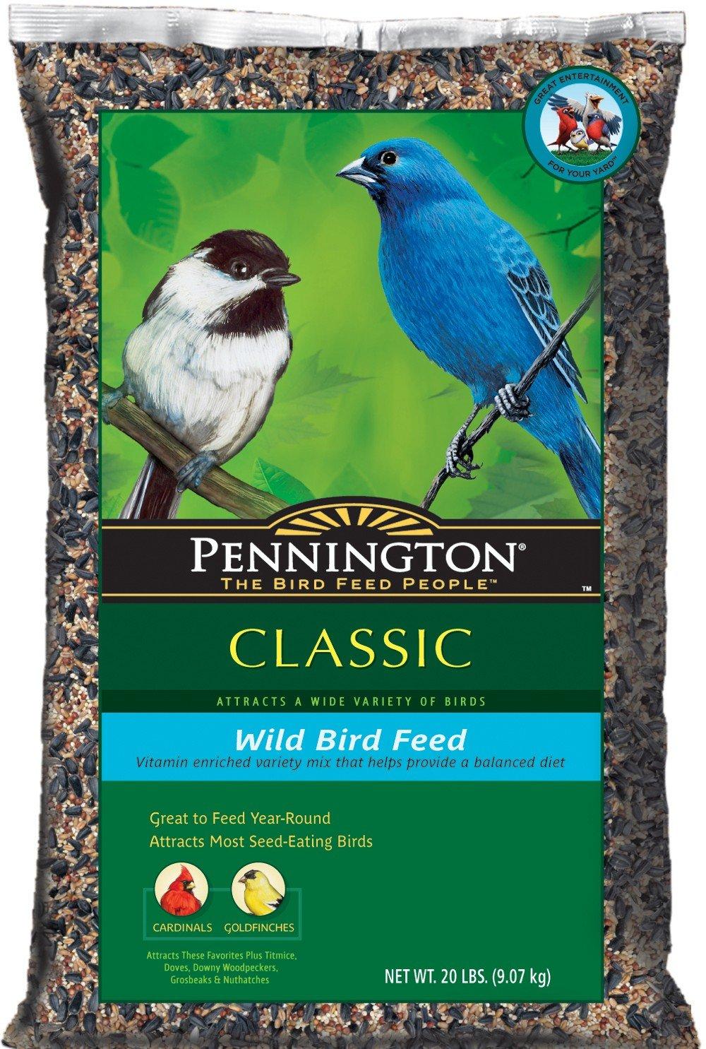 Pennington Wild Bird Feed, 20 lb