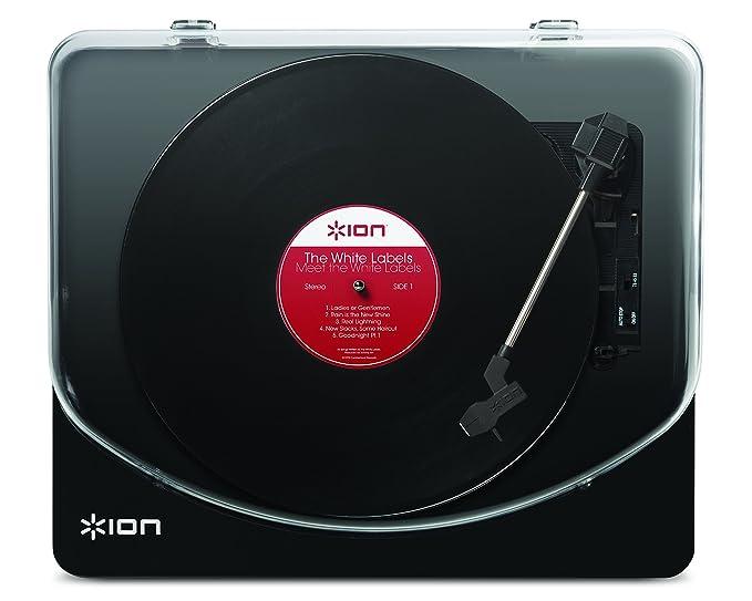 Amazon.com: Ion Audio Select LP | Conversión Digital de 3 ...