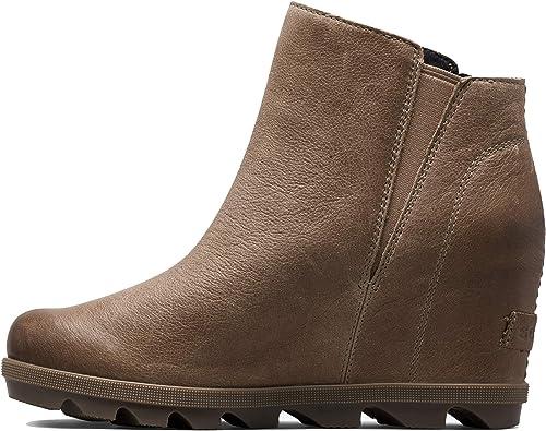 Joan of Arctic Wedge Boots