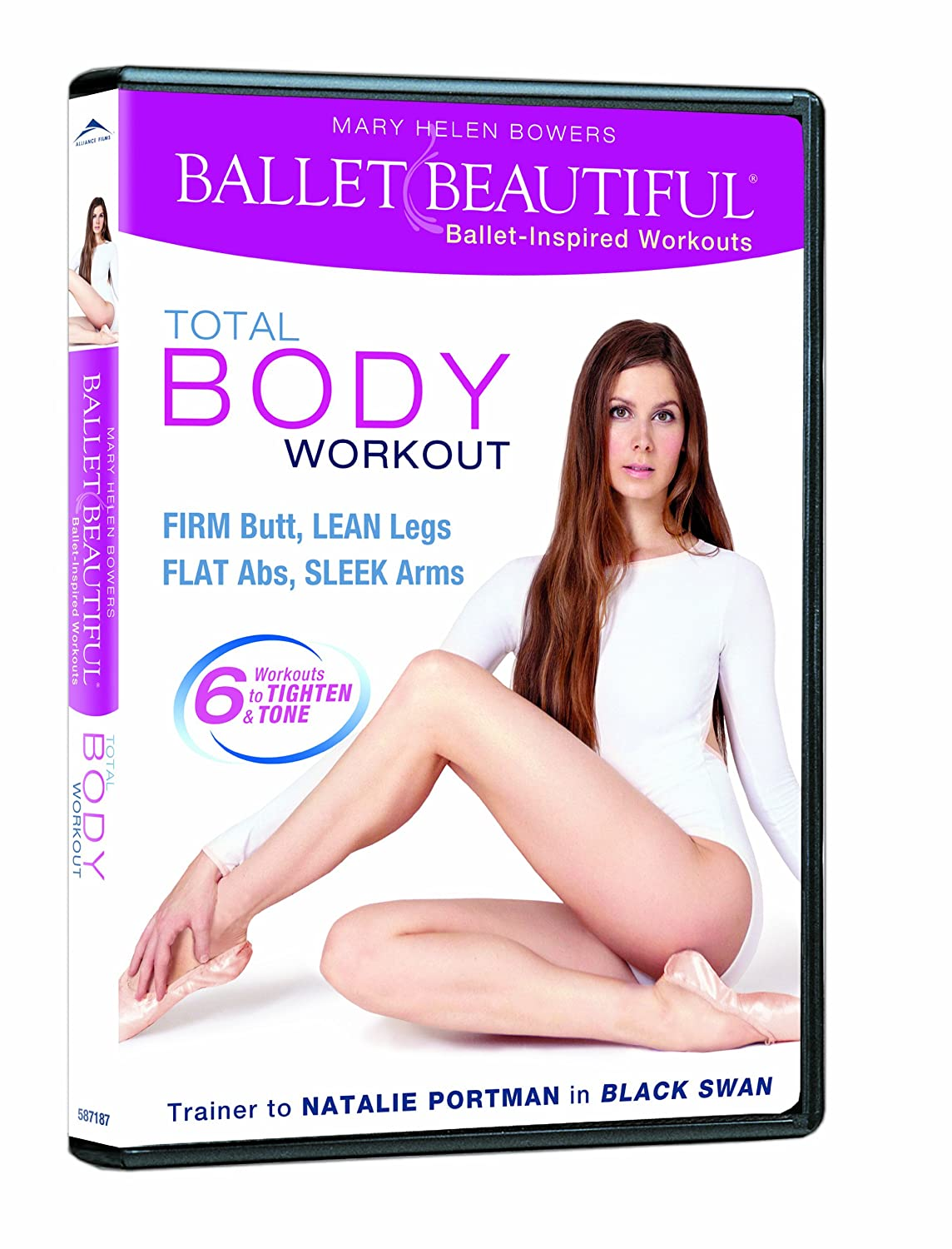 Exercises body-ballet - this is your key to a slender and beautiful figure