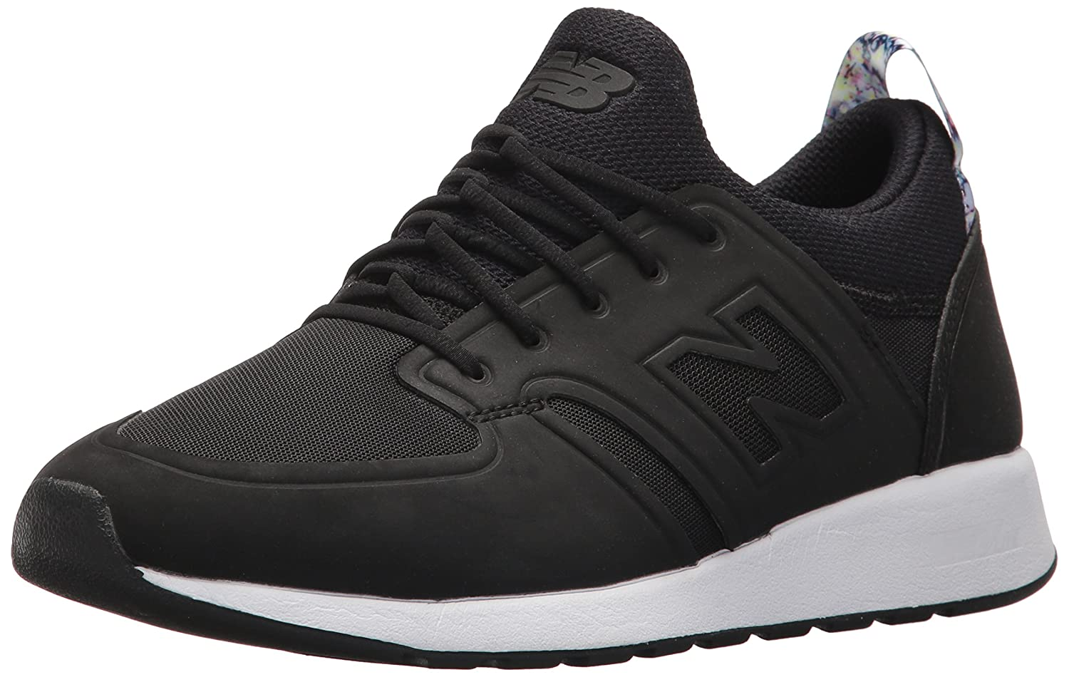 New Balance Women's 420 Sneaker B0725YG31M 95 D US|Black/Black
