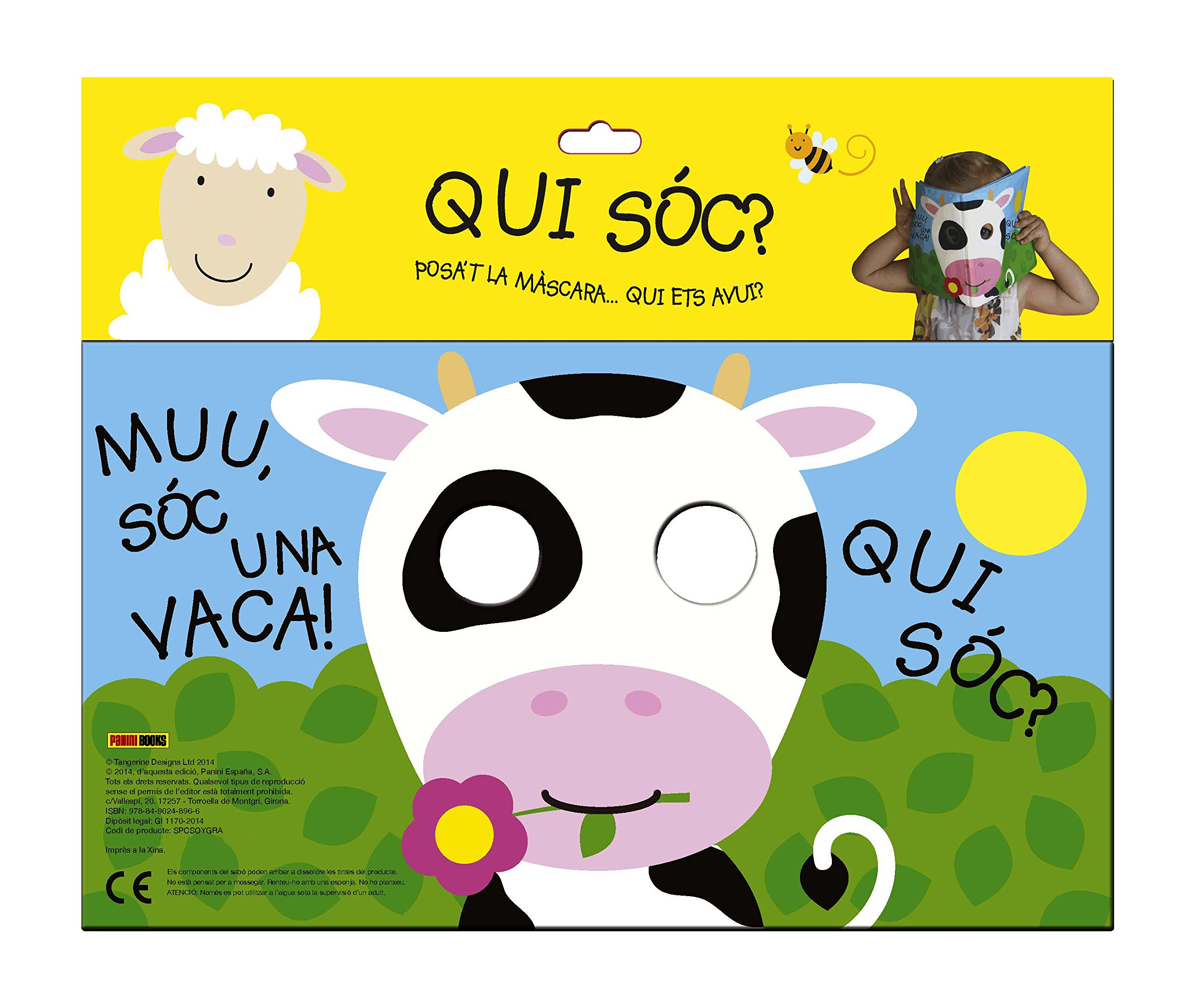 MUU SOC UNA VACA.(QUI SOC?): 9788490248966: Amazon.com: Books